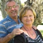Retirees Bill & Teresa